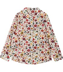 il gufo floral shirt