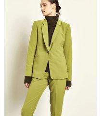 blazer verde portsaid sastrero harrow