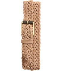 men's rag & bone rugged braided leather belt