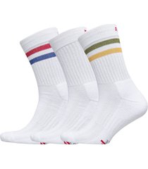 tennis performance crew socks 3 pack underwear socks regular socks vit danish endurance
