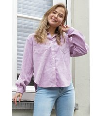 ambika blouse paars viyenne