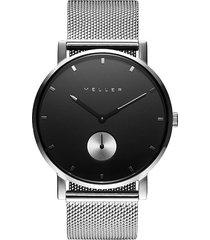 zegarek maori black silver unisex