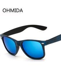 fashion sunglasses men women black wood grain eyeglasses driving sport eyewear m