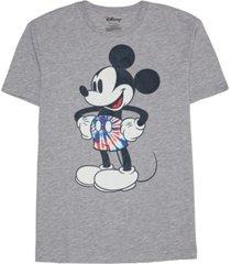 hybrid men's mickey tie dye t-shirt