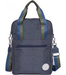 mochila azul palermo chaco