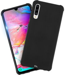 case-mate protection pack tough case plus glass screen protector for samsung galaxy a70