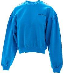 chiara ferragni chiara ferragni logomania sweatshirt