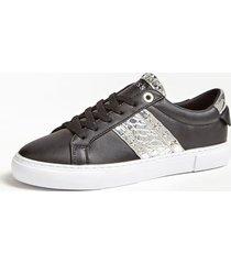 sneakersy z aplikacjami w kształcie gwiazd model grayzin