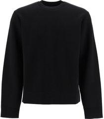 bottega veneta double crew-neck sweater
