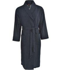 hanes men's big and tall woven shawl robe