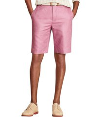 bermuda linen and cotton rosa brooks brothers