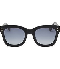 'diorizon 2' 51mm square sunglasses