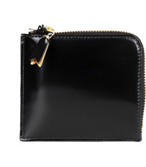comme des garcons wallet black mirror wallet g
