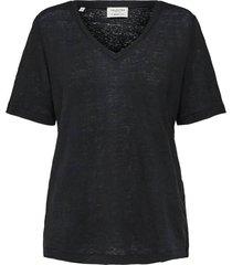 t-shirt standard zwart