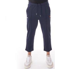 ellesse dodges track pants - navy shc07349