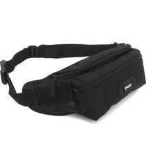 pochete oakley street belt bag preta