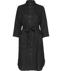 barbette dr jurk knielengte zwart part two