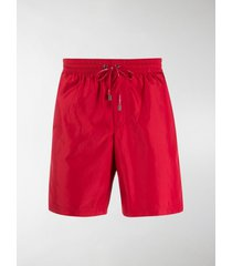 dolce & gabbana short plain swimming shorts