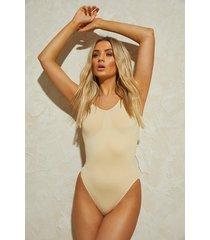 seamfree control body, nude