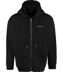 marcelo burlon full zip hoodie