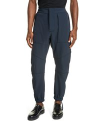 men's bottega veneta technical stretch nylon pants