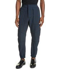 men's bottega veneta technical stretch nylon pants