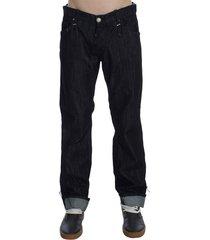 cotton regular straight fit jeans