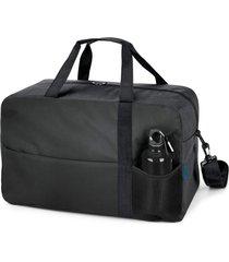kit bolsa esportiva standard com squeeze sport topget preto