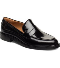 shoes 4110 loafers låga skor svart billi bi