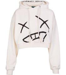 pharmacy industry woman white xanny hoodie
