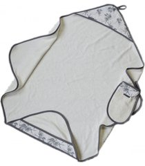 ręcznik niemowlęcy 85x85 cm wróżki