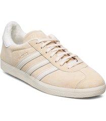 gazelle låga sneakers beige adidas originals