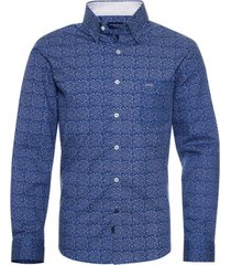 camisa casual estampada mcgregor