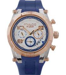reloj mulco para mujer - kripton lady  mw-5-5249-043