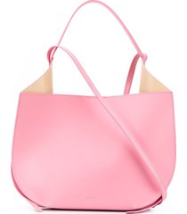 ree projects helene hobo bag - pink