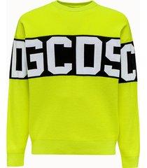 gcds maglia gialla logo fluo