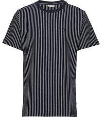 t-shirt cftexas t-shirts short-sleeved blå casual friday