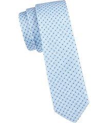 the light silk tie