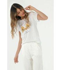 tshirt para mujer tennis, con estampado bralette