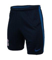shorts de treino nike corinthians masculino