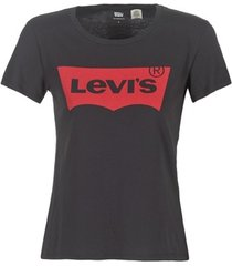 t-shirt korte mouw levis the perfect tee