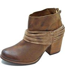 botin dallas camel amano shoes