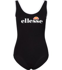 el lils body t-shirts & tops bodies svart ellesse