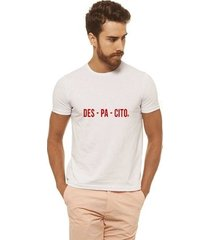 camiseta joss - des pa cito red - masculina