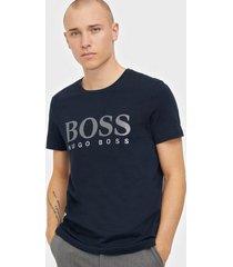 boss t-shirt rn special t-shirts & linnen navy