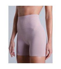 lez a lez - shorts underwear compressão bege marfim