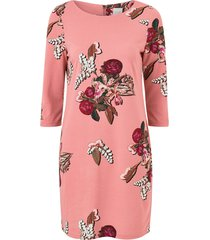 Culture Klänning cuElvilda Dress Svart Korta klänningar