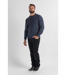 sweater azul oxford polo club anthony
