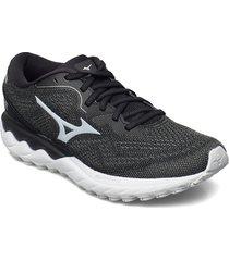 wave skyrise 2 shoes sport shoes running shoes svart mizuno