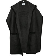 burberry canvas carla knit cape
